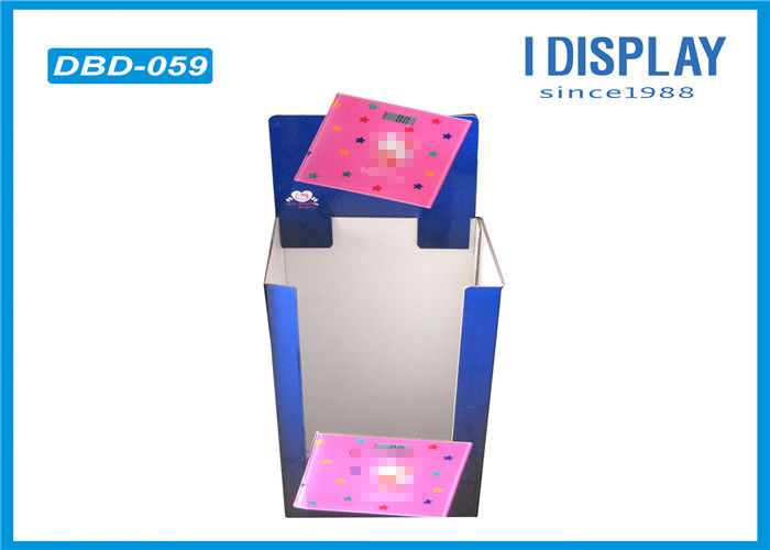 Corrugated Recycling Cardboard Dump Bins With High Bearing Capacity